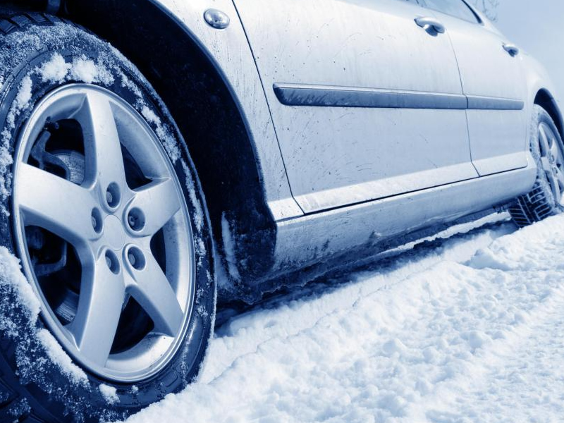 Icy Conditions on Some Highways in Saskatchewan Saturday Morning