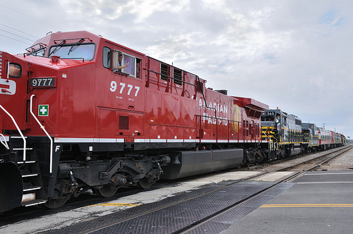 Union Serves Strike Notice to CP Rail