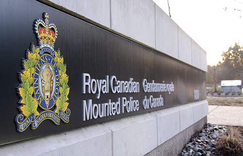 Firearm Discharged by an RCMP Officer in Stolen Vehicle Incident