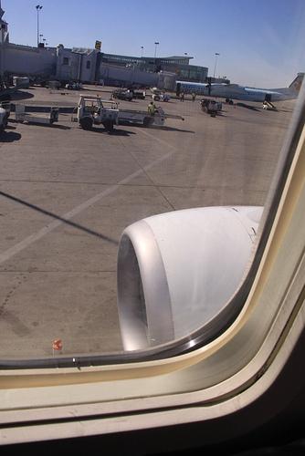 No Airport Privatization ; Good News in Saskatoon