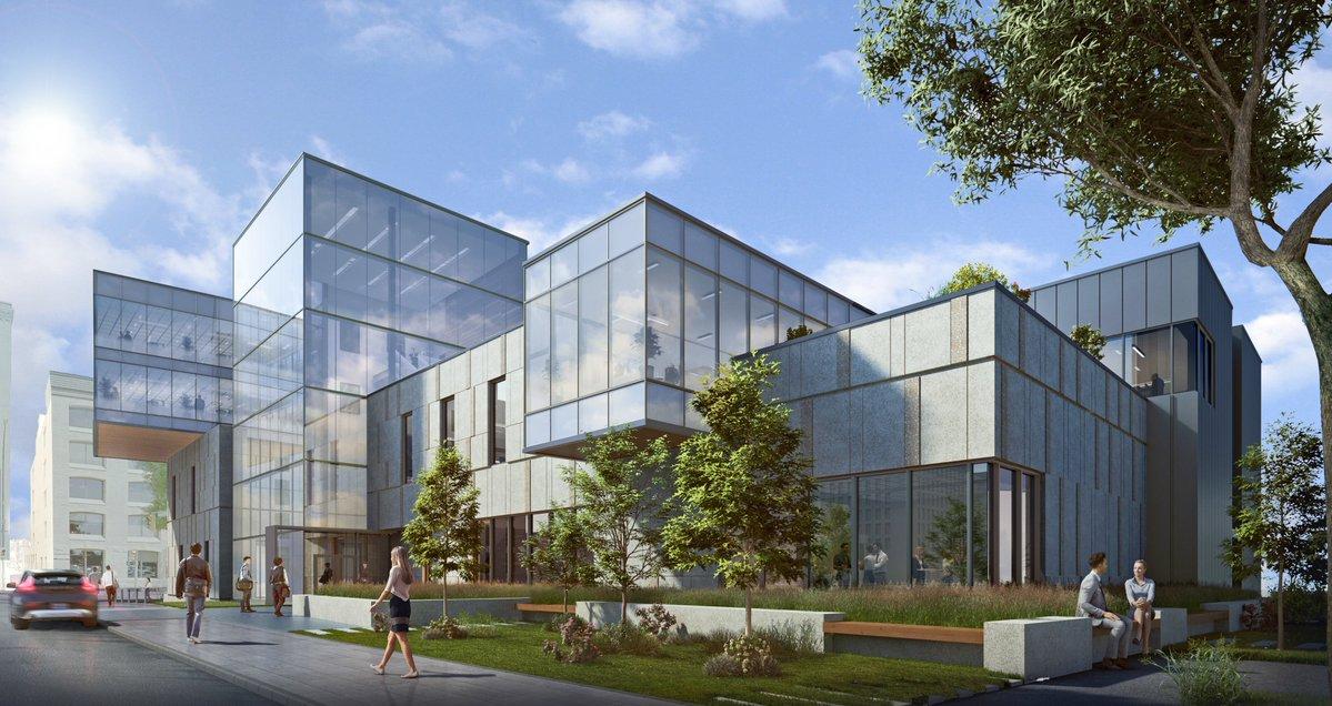 Richardson Building Food Innovation Centre in Winnipg