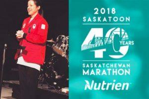 Boston Marathoner to Speak in Saskatoon