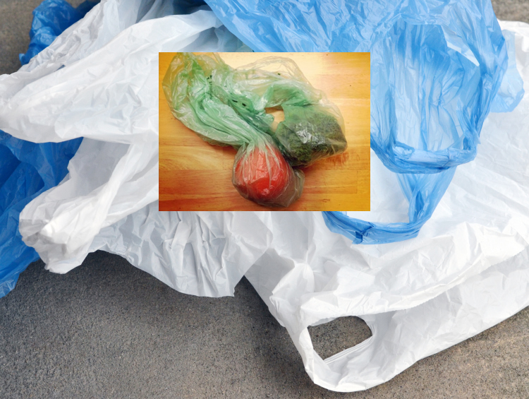 Bottom Line: Plastic Bags Aren't Recyclable