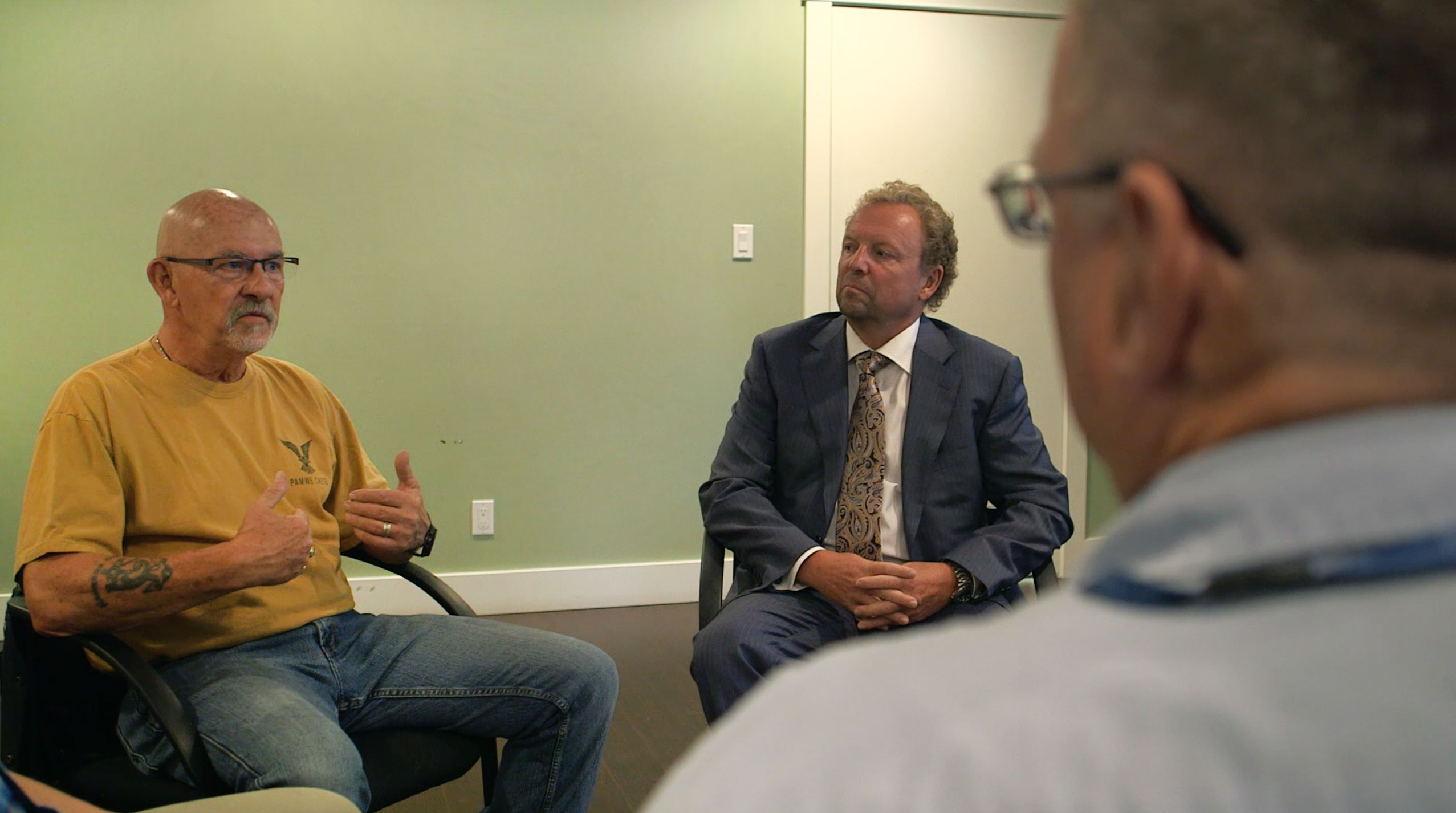 Help for Saskatoon Veterans