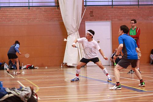 Gold and Silver for Saskatoon at Badminton Provincials