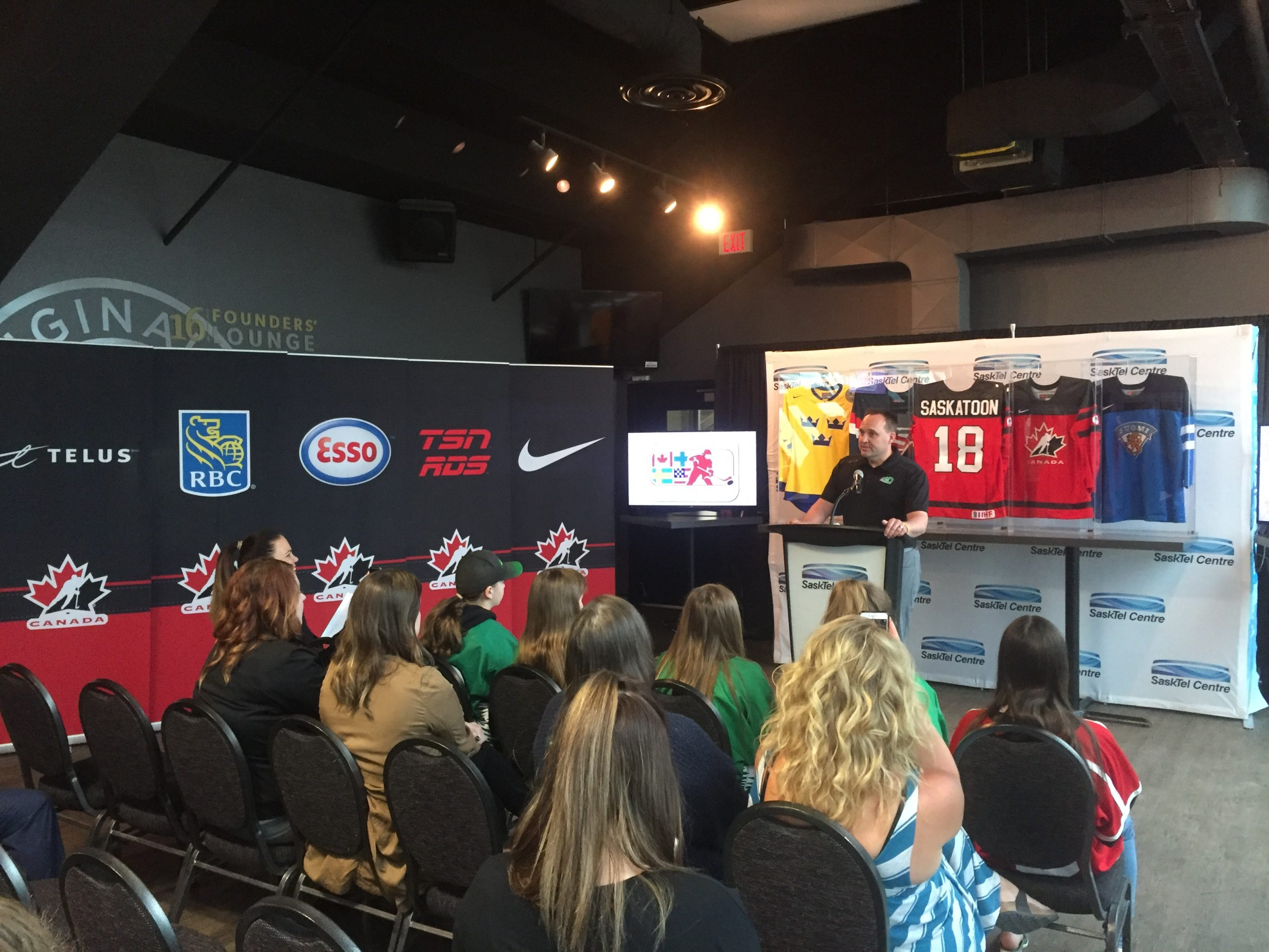 Saskatoon Set to Host 2018 4 Nations Cup in November