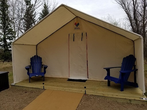 No Camping Equipment? No Problem