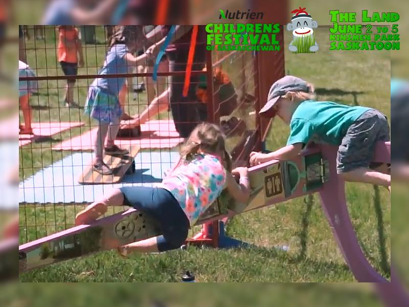 Four Day Children's Festival Begins Saturday
