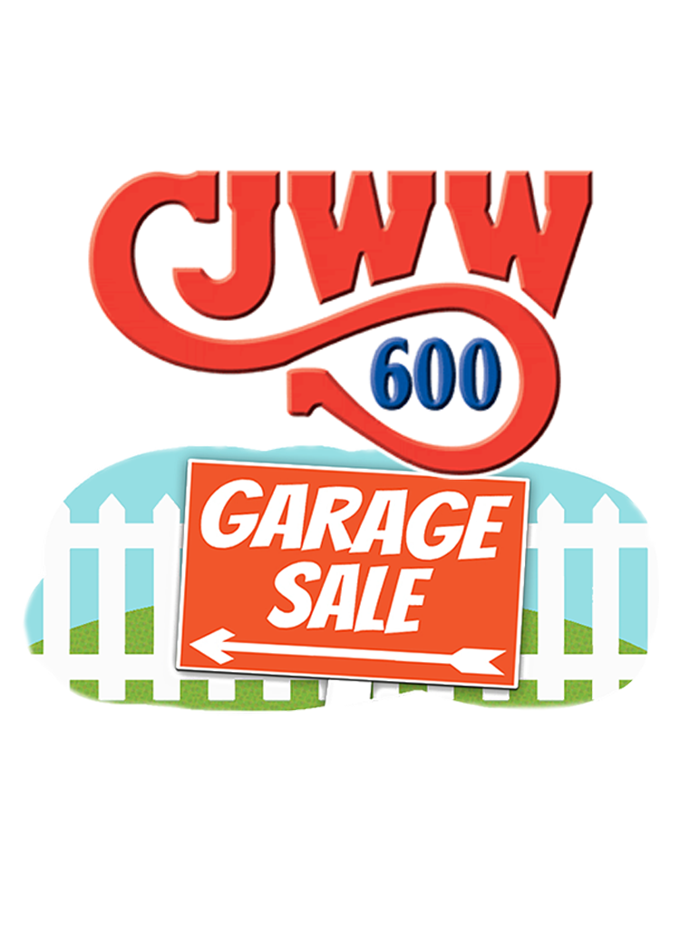 The CJWW Garage Sale