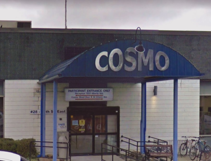 Former Mayor Being Recognized for His Efforts to Aid Cosmo Industries