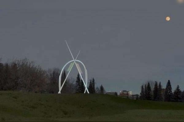 Installing Reconciliation Artwork In Victoria Park