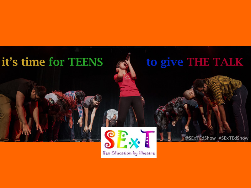 Sex Education Through the Theatre