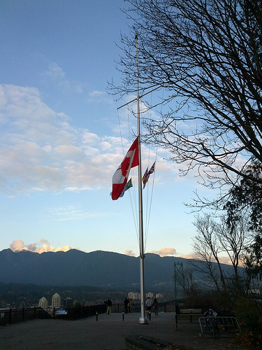 Saturday is the National Day of Remembrance for Victims of Terrorism