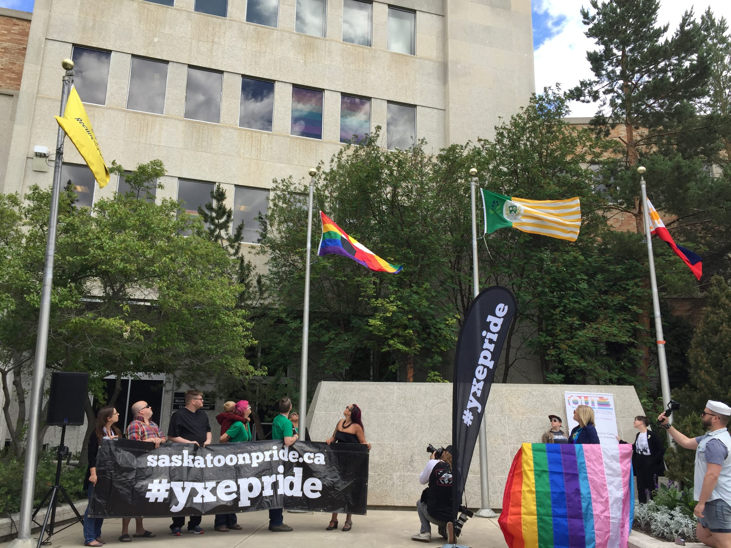 Pride Month Kicks-off in Saskatoon