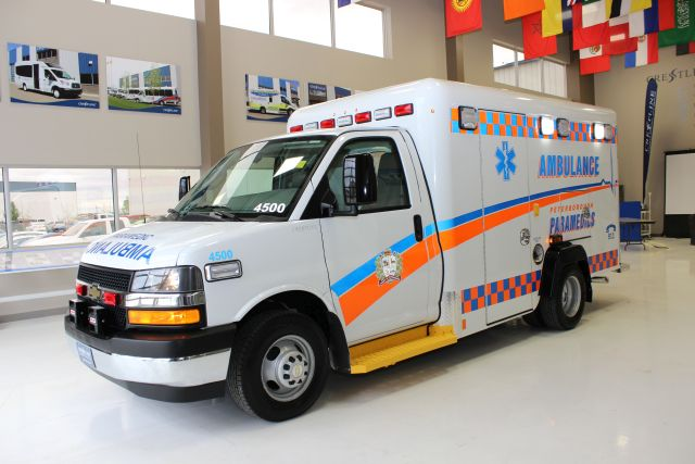 Saskatoon's Crestline Coach to Deliver High-Tech Ambulances