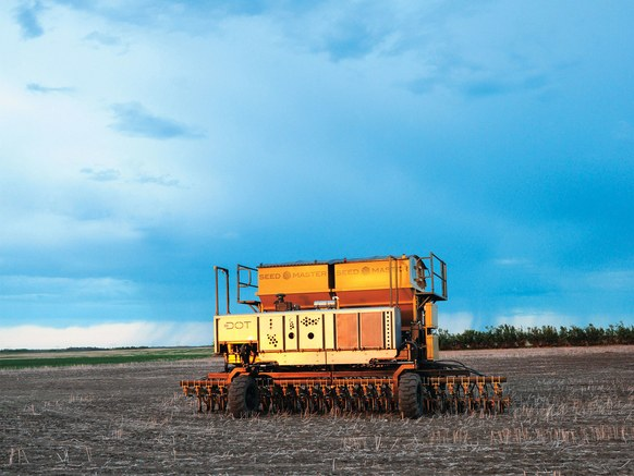Sask. Government Helping With funding for Autonomous Farming Technology