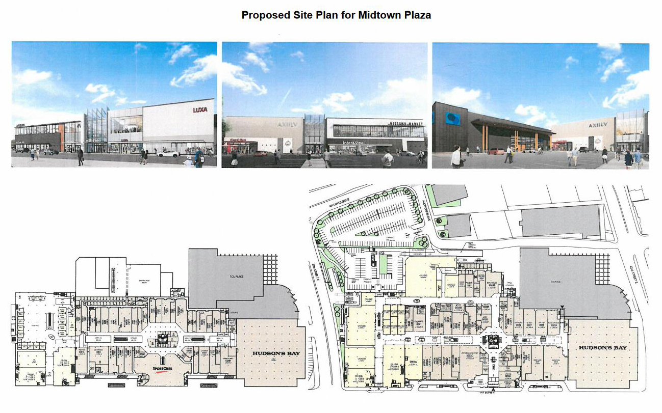 Major Changes on the Way to Midtown Plaza