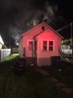 Arson Suspected in House Fire