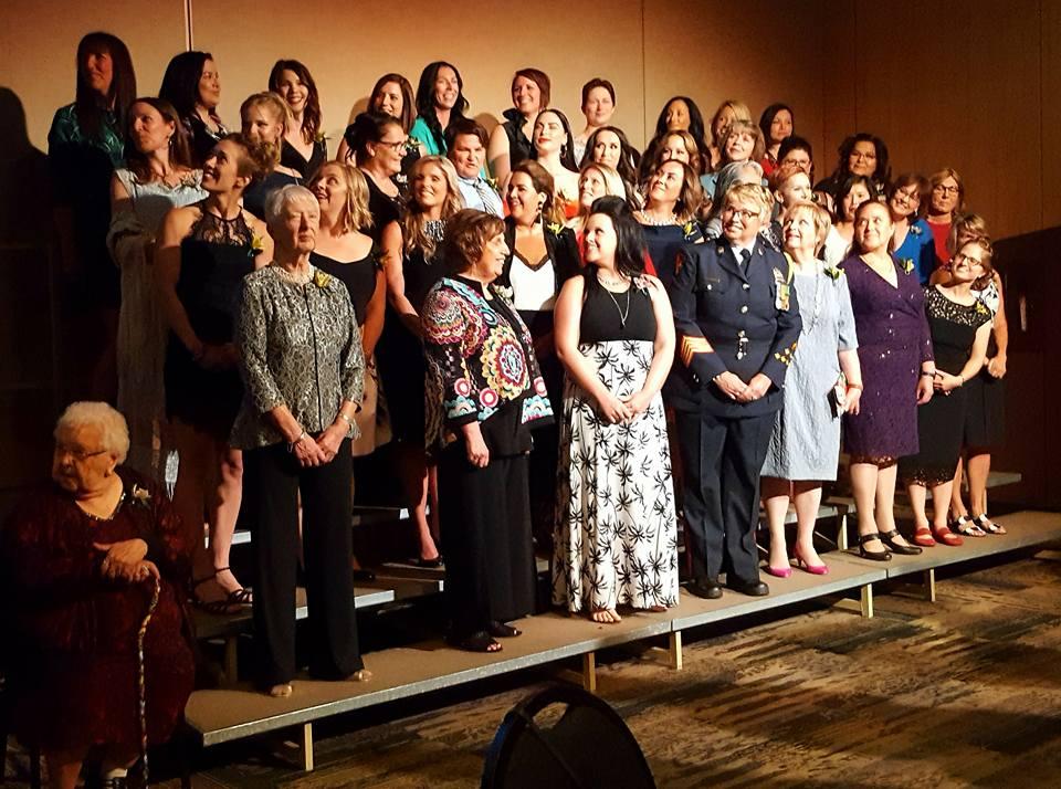 Saskatoon's Women of Distinction Recognized