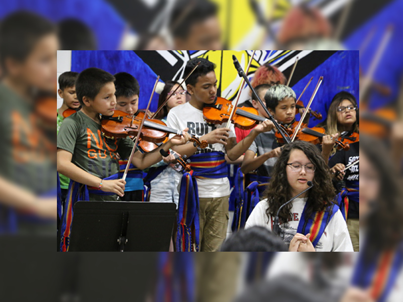 Students At St. Michael Community School Now Recording Artists