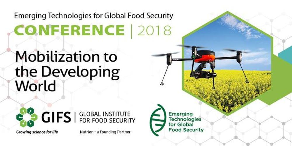 Saskatoon Conference Examines Global Food Security