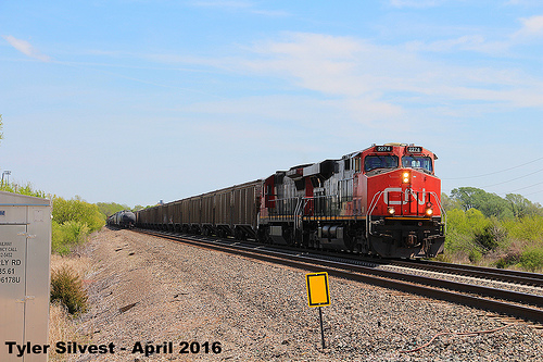 CN Rail Meets With Farmers