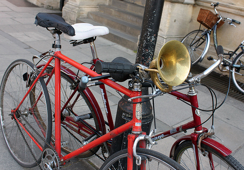 Crime Stoppers Urges Bicycle Owners to Register Their Ride
