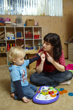 New Early Learning Program For Deaf Children