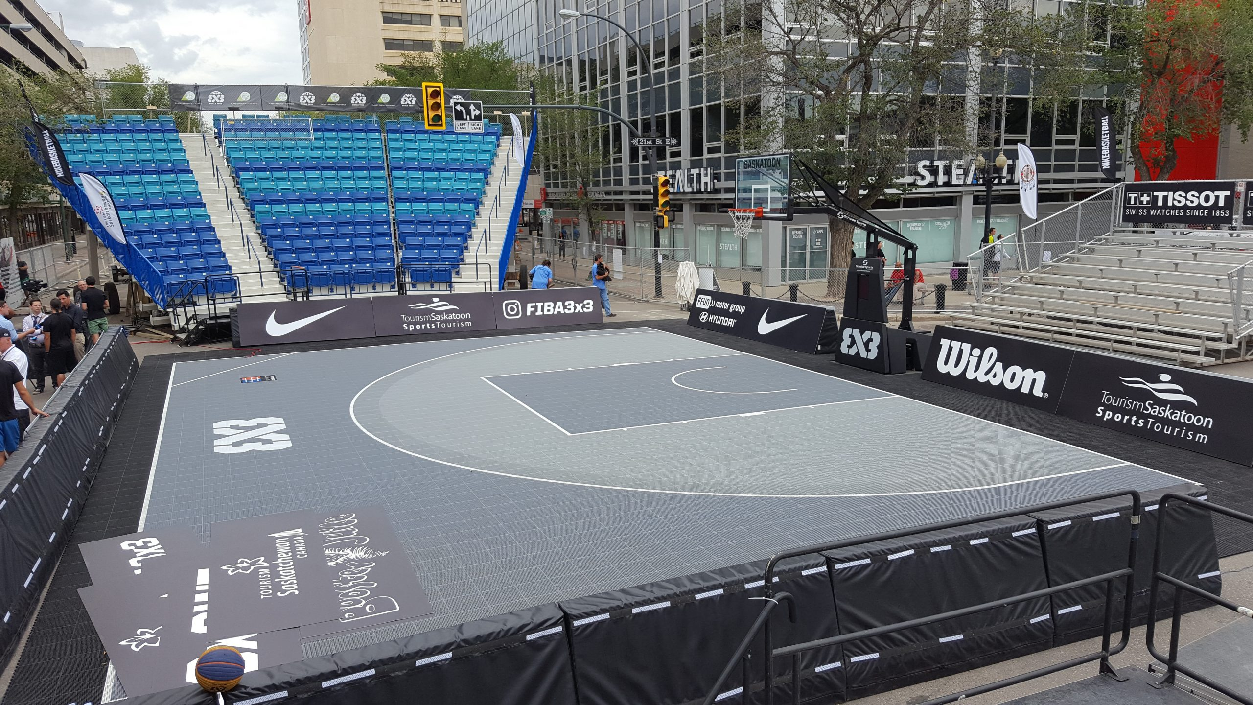 FIBA 3x3 World Tour Set For Saskatoon Return