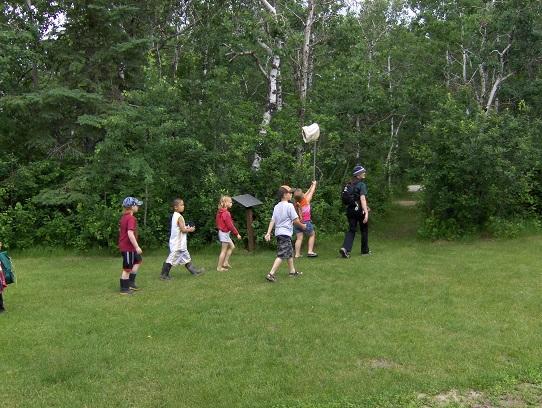 More Provincial Parks Improvements