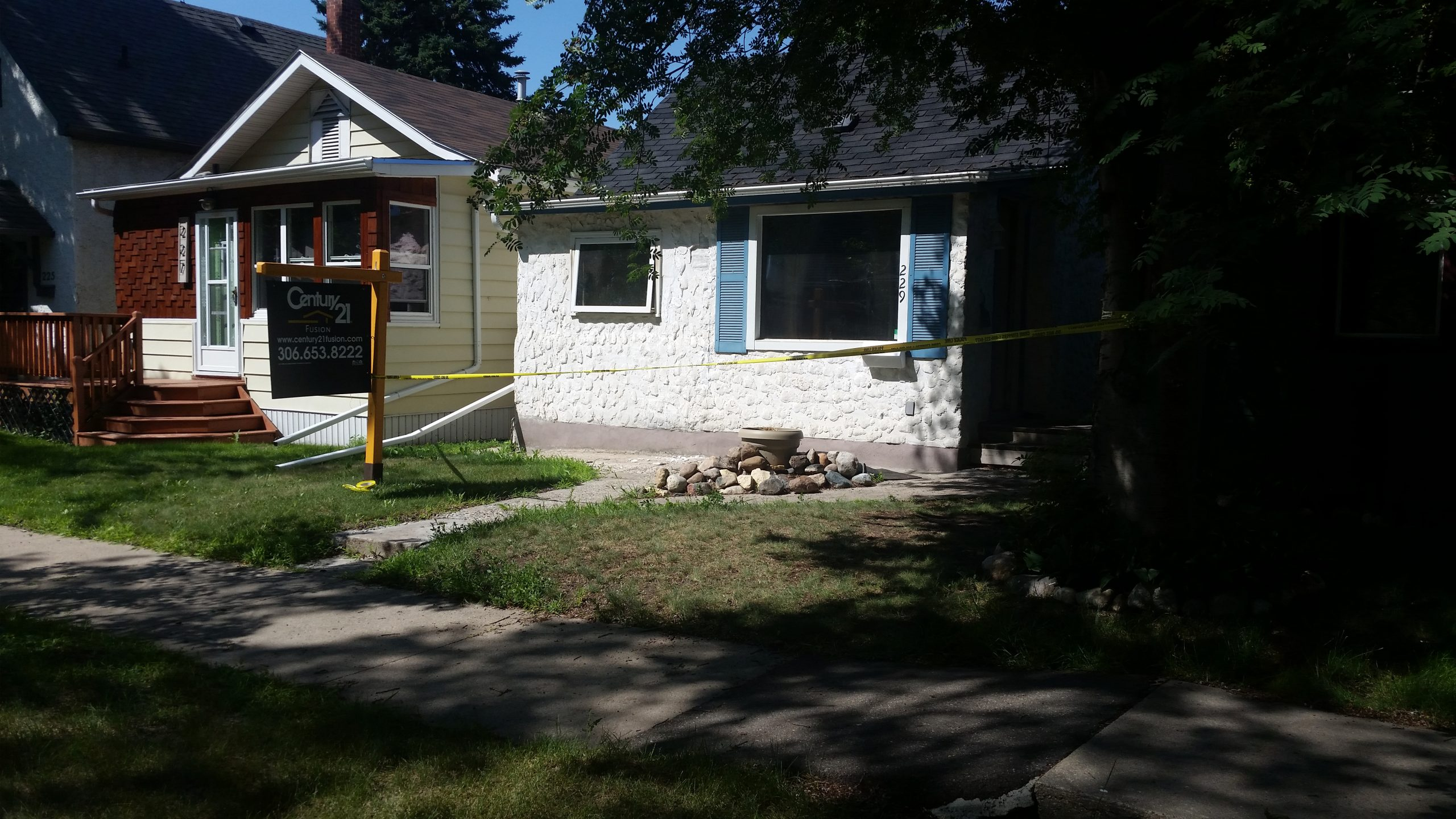 Pregnant Woman Dies In Saskatoon House Fire