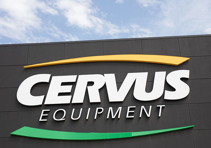 Cervus Equipment Announces Plans to Rebuild in Rosthern