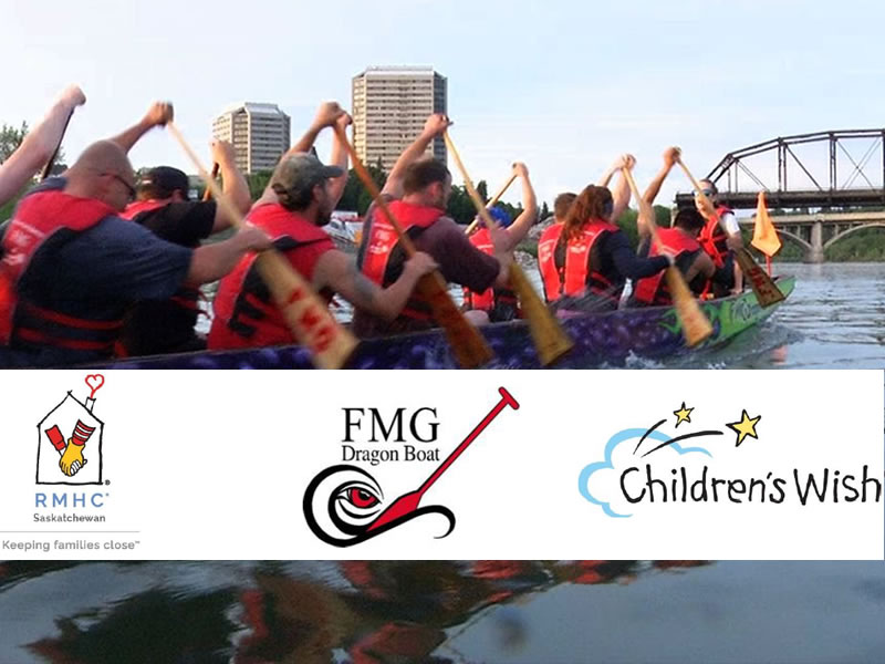 Dragon Boat Festival Assists Two Charities