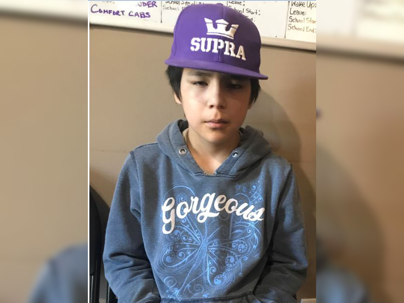 Police Looking for Assistance in Finding a Missing Boy