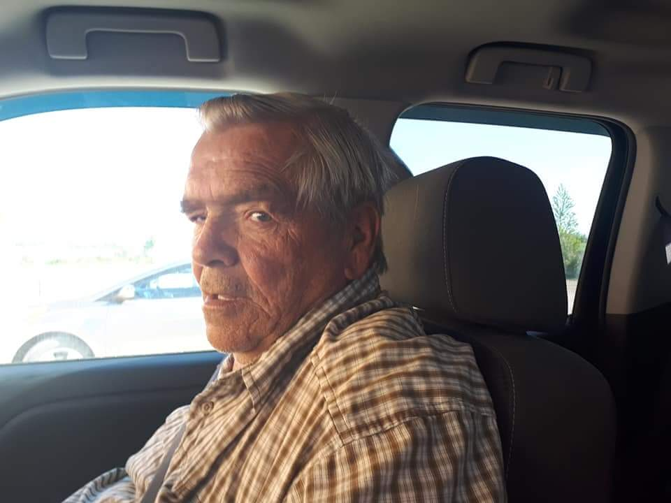 Update: Missing 70 Year Old Man Found