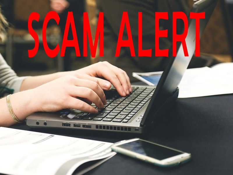 Email Extortion Scam Hits Saskatchewan