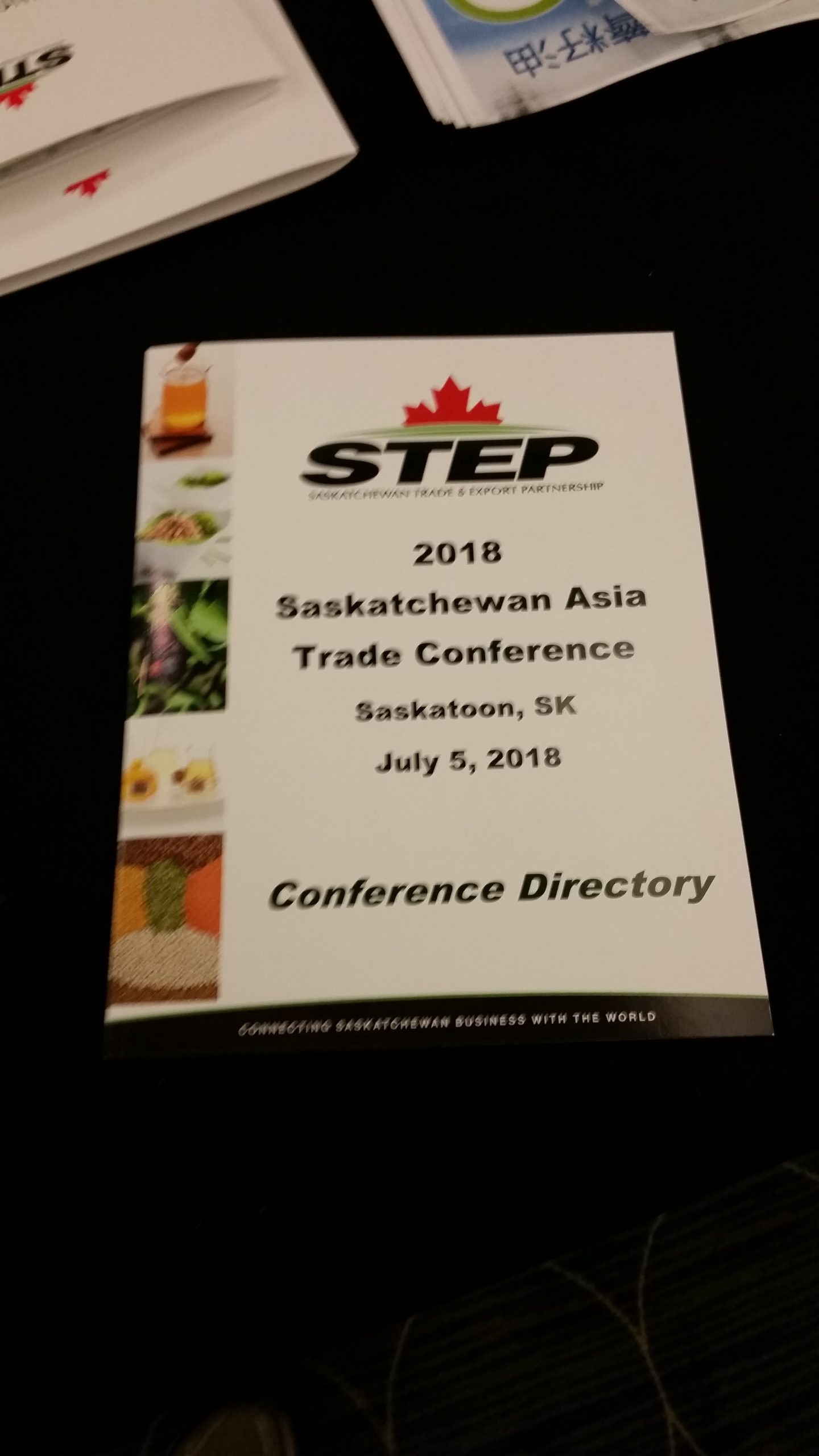China Open To Saskatchewan Business
