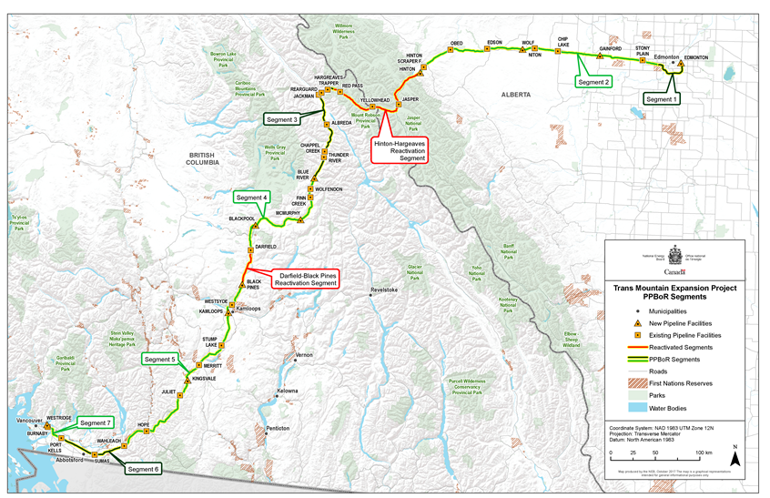 Serious Hurdle in Trans Mountain Pipeline Expansion