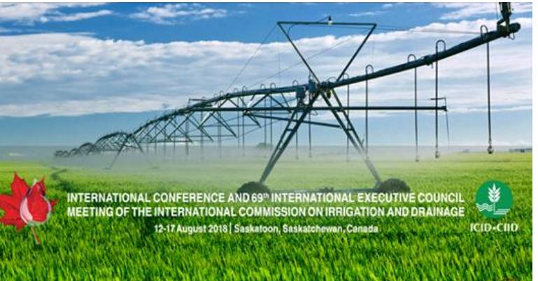 Saskatoon Hosts International Irrigation and Drainage Conference