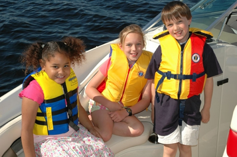 Fire Department Reminds Residents About the Importance of Lifejackets