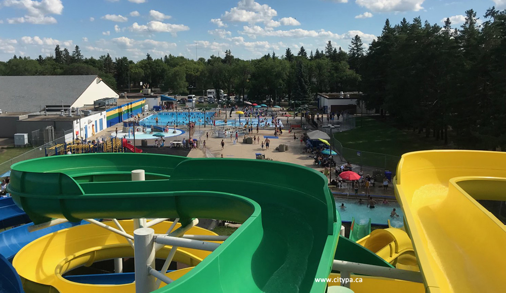 Child Revived At Prince Albert Water Park