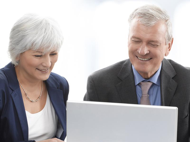 Seniors Continuing to Work Past Retirement