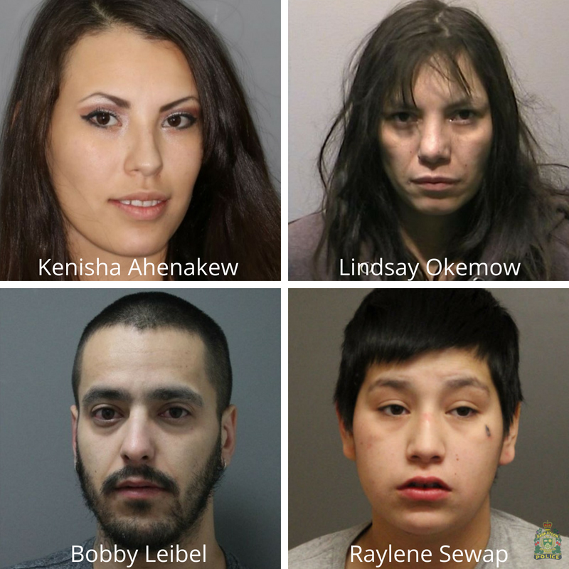 Four More Charged In Assault And Confinement Investigation