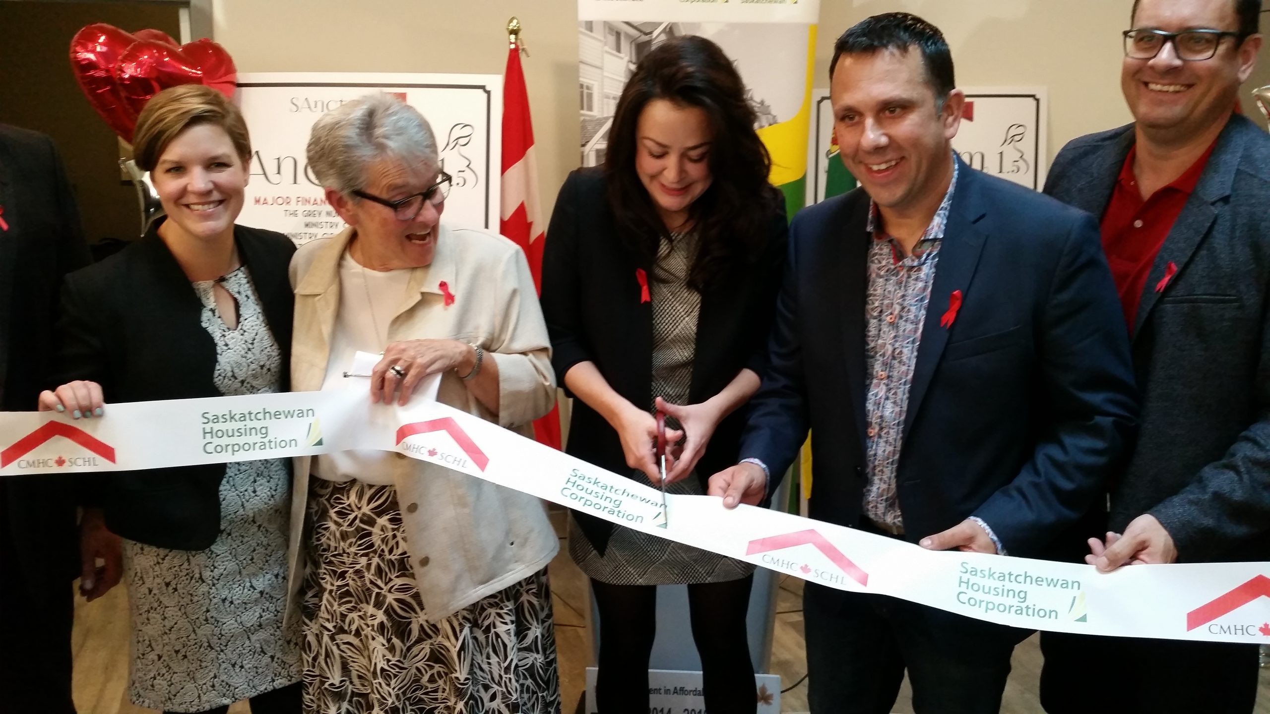 Home for HIV infected mothers opens in Saskatoon