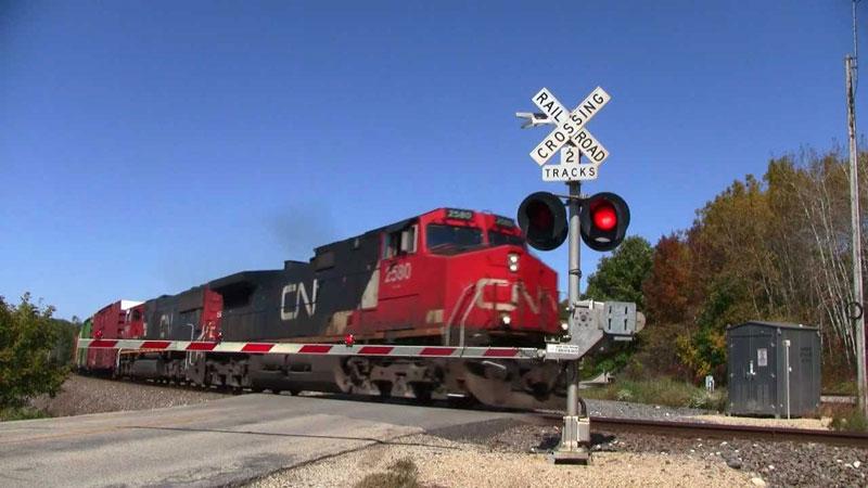 CN Rail Improves Performance