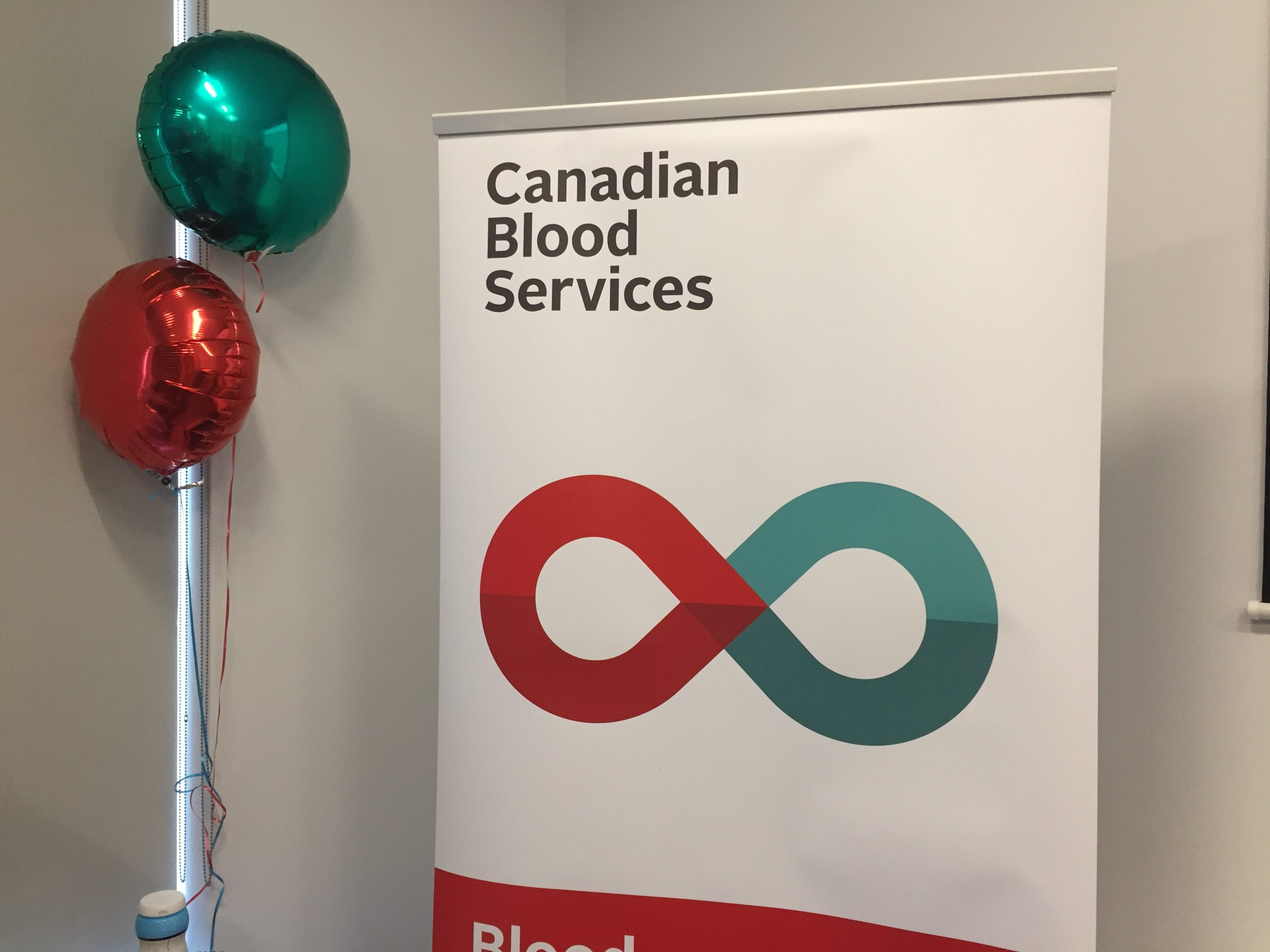 Canadian Blood Services Celebrates 20 Years