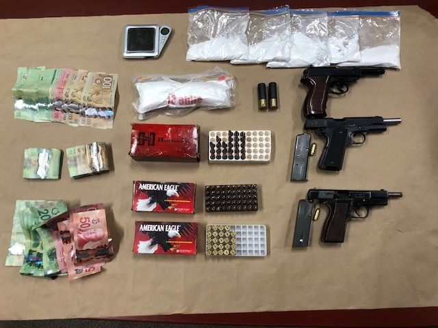 PA Bust Nets Drugs, Weapons and Cash