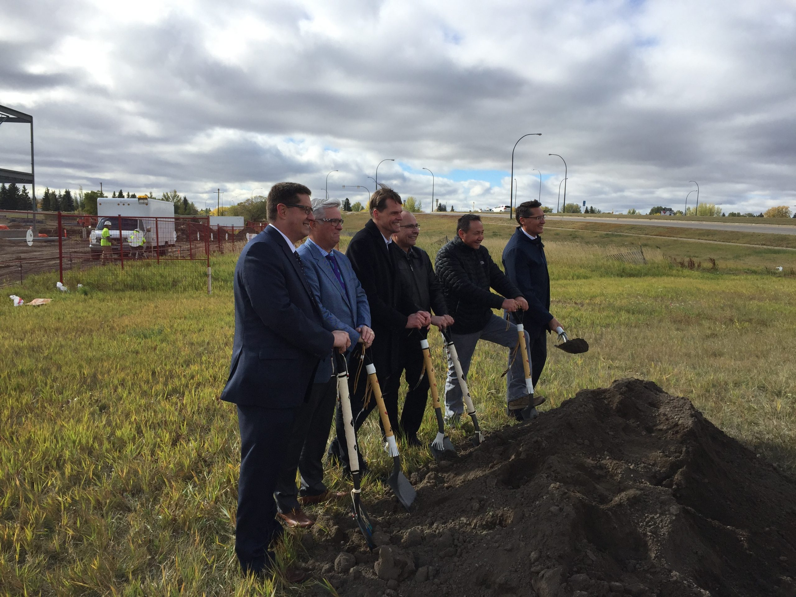 SIGA to Open a New Head office on Canada's First Urban Reserve