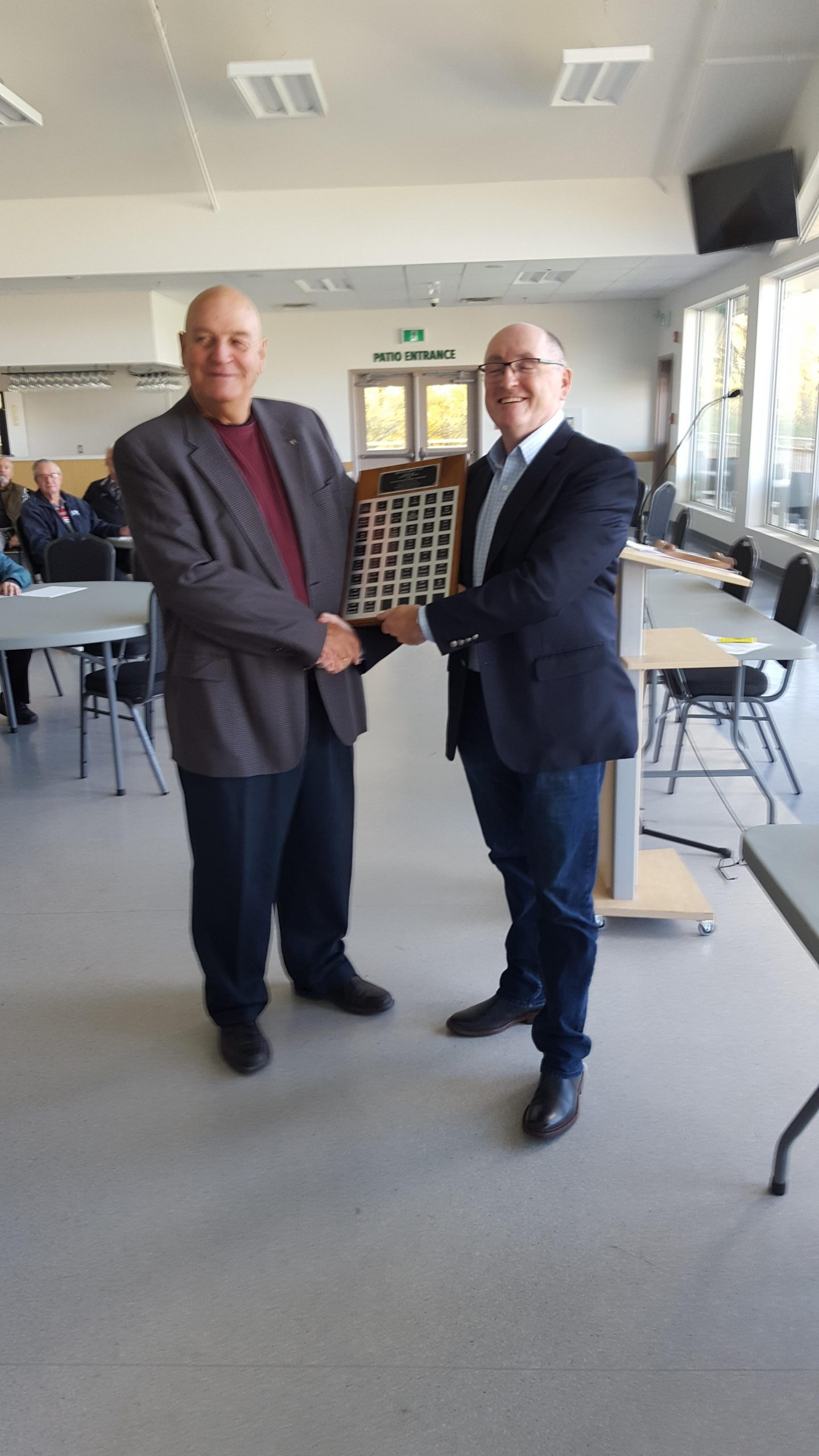 Shalovelo Receives 44th Darren Lipinski Memorial Award