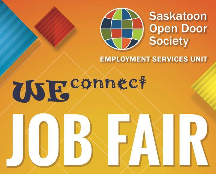 Job Fair Tomorrow